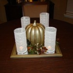 Frugal Fall Decor & Link Up