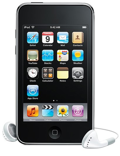 Apple Ipod Touch 2nd Gen 8gb. Apple iPod Touch (2nd Gen)