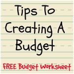 Tips To Creating A Budget – Boot Camp Episode #1
