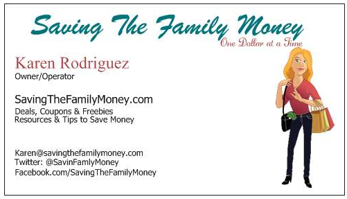250 Free Business Cards - Limited Time Offer - Saving the Family Money