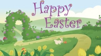 image about Free Printable Easter Cards referred to as Free of charge Printable Easter Playing cards Conserving The Loved ones Economical