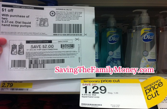 photo relating to Dial Printable Coupon identified as Fresh new Dial Liquid Hand Cleaning soap Printable Coupon Connection ~ $.29 Every