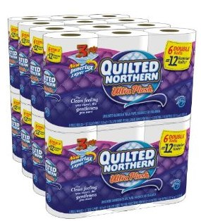 Amazon.com_ Quilted Northern Ultra Plush, Double Rolls, 48 Count_ Health & Personal Care