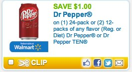 New Dr Pepper Printable Coupon With Publix And Winn Dixie Sale Saving The Family Money
