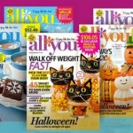 All You Magazine Lowest Price Ever ~ 1 Year For Only $5