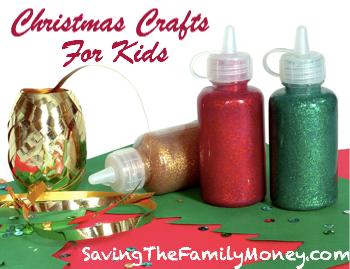 Christmas Art Crafts For Kids 350