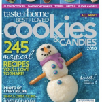 Taste Of Home $5 Cookbook Sale with Free Shipping Coupon Code