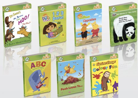Amazon.com_ LeapFrog Tag Junior Book_ Curious George Color Fun_ Toys & Games-1
