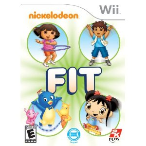 Nickelodeon Wii Fit
