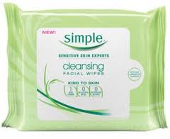 Simple Skincare Wipes