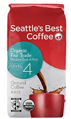 seattle's best organic coffee