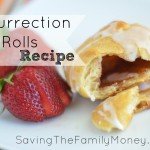 Easy Resurrection Rolls Recipe – Teach Kids About Easter (Recipe Link up)