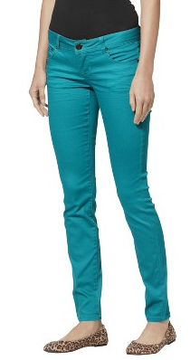 Target Colored Skinny Jeans