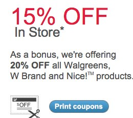 Friends and Family Event | Walgreens
