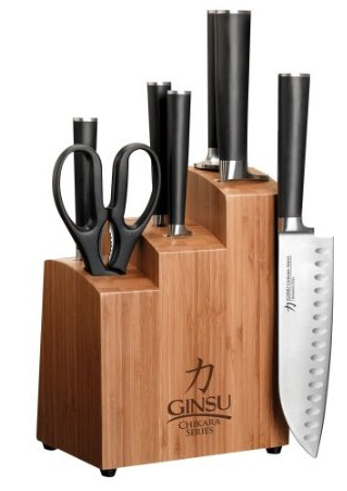 Ginsu Knife Set