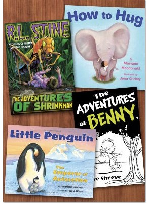 Amazon Local Jacksonville Beaches_ Free Voucher to Purchase Select Kindle Kids_ Books for $2 Each-1