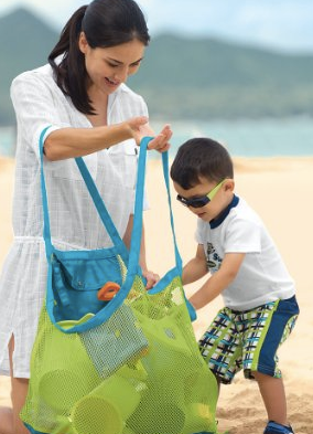 Beach Fun Items Up to 82% Off (Huge Beach Ball, Bags and More ...