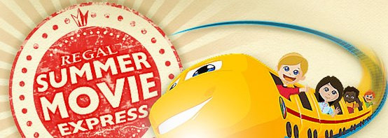 Summer Movie Express | Regal Cinemas