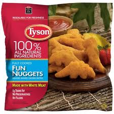 Tyson Fun Nuggets