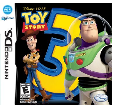 Nintendo 3DS Toy Story 3