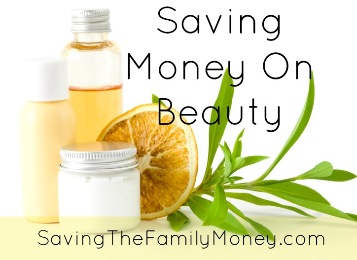 Saving Money on Beauty