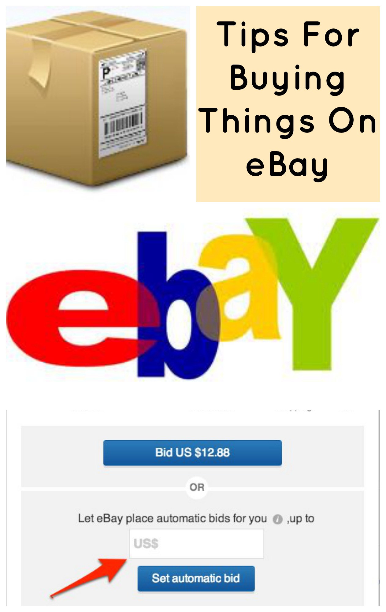 Tips For Buying Things On Ebay