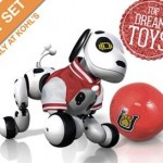 Zoomer Robotic Dog Set As Low as $68.19 with Free Shipping