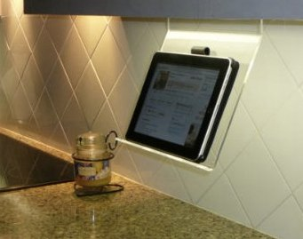 Miraculous Kitchen Ipad Stand Great Gift Item Saving The Family Money Home Interior And Landscaping Palasignezvosmurscom