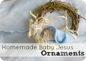 Baby Jesus Ornaments