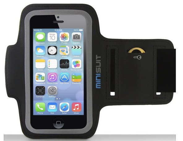 Amazon.com_ Minisuit SPORTY Armband + Key Holder for iPhone 5_5S_5C, iPod Touch 5 (Black)_ Cell Phones & Accessories