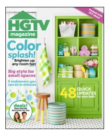 Free Issue Of HGTV Magazine