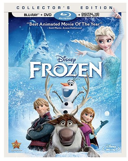 Amazon.com_ Frozen (Two-Disc Blu-ray _ DVD + Digital Copy)_ Kristen Bell, Josh Gad, Idina Menzel, Jouck, Jennifer Lee, Aimee Scribner, John Lasseter, Hans Christian Andersen, Shane Morris_ Movies & TV