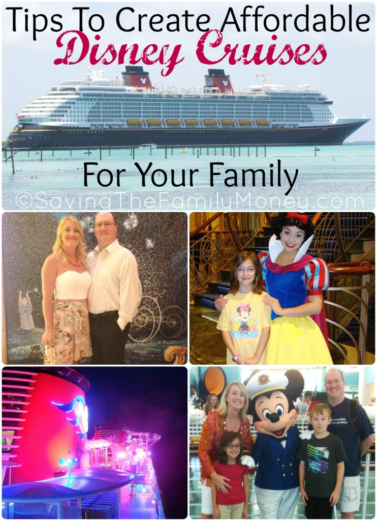 Affordable Disney Cruises