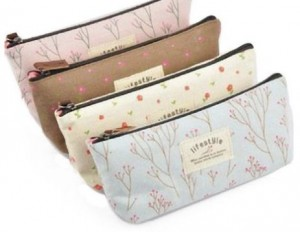 Amazon.com_ Pastorable Canvas Pen Bag Pencil Case, Brand New, Different Colors,set of 4_ Office Products