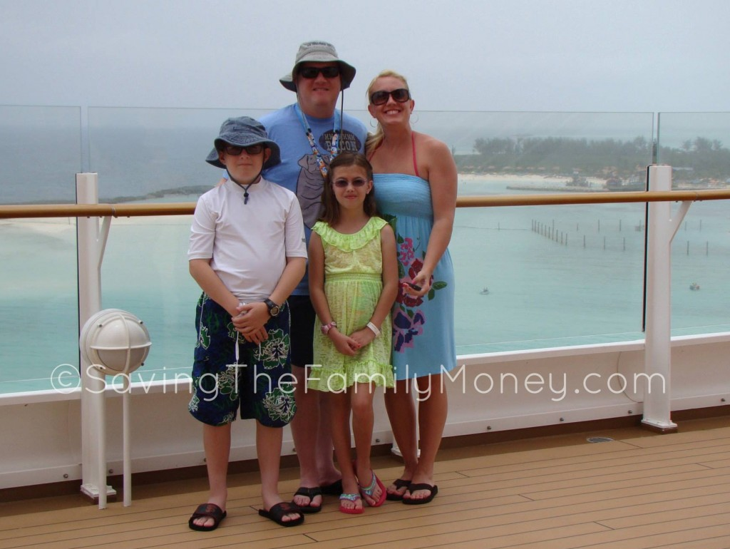 Disney Cruise on a budget