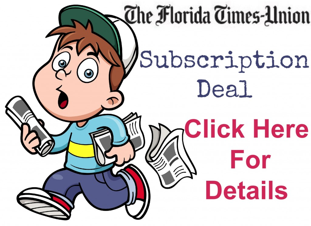 Florida Times Union Deal Image