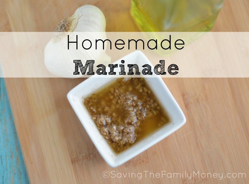 Homemade Marinade