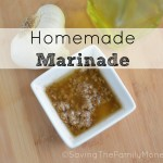 Easy Homemade Marinade – Perfect For Grilling Steaks