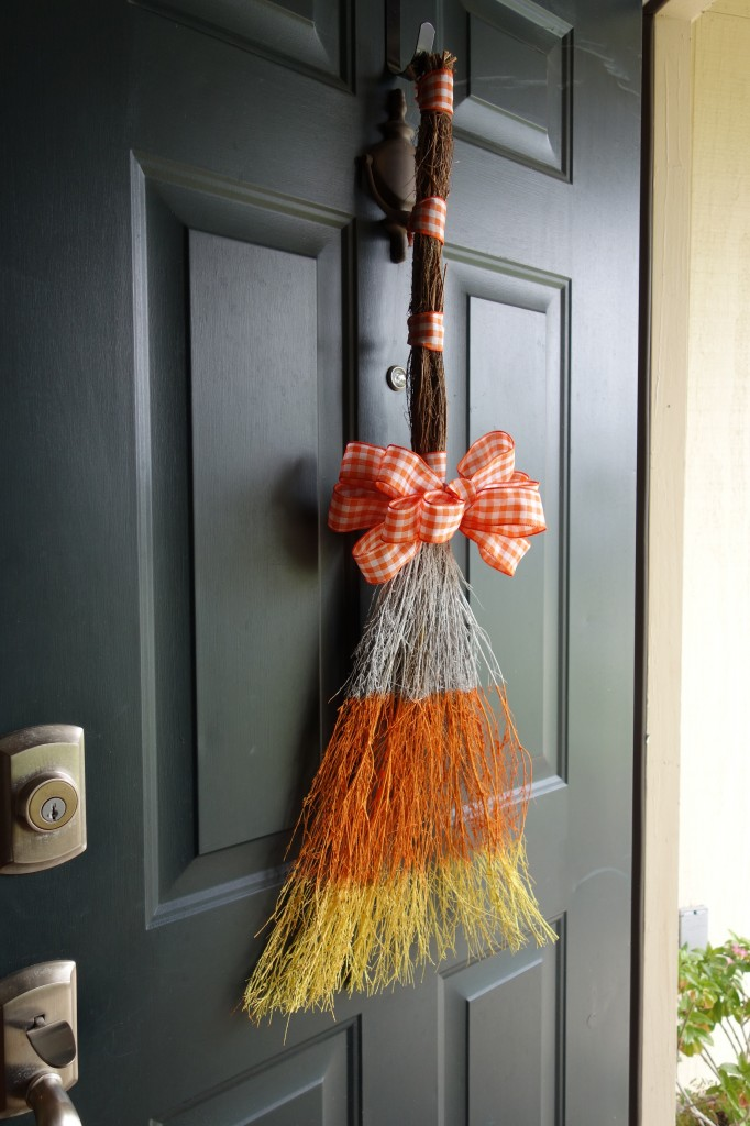 Candy Corn Cinnamon Broom Saving The Family Money