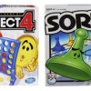 Sorry and Connect 4 Games