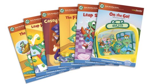 Amazon.com_ LeapFrog LeapReader Learn to Read, Volume 1 (works with Tag)_ Toys & Games