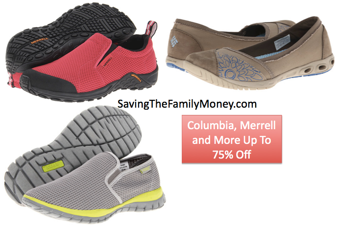 46407779c Columbia, Merrell and More Up To 75% Off – Saving The Family Money
