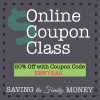 Online Coupon Class 50% Off