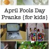 April Fools Day Collage
