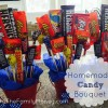 Homemade Candy Bouquet