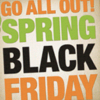 Spring Black Friday home depotl