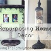 repurposing home decor