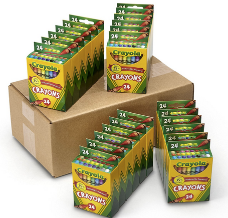 Amazon.com_ Crayola Crayons (Pack of 24, 24-Count)_ Toys & Games