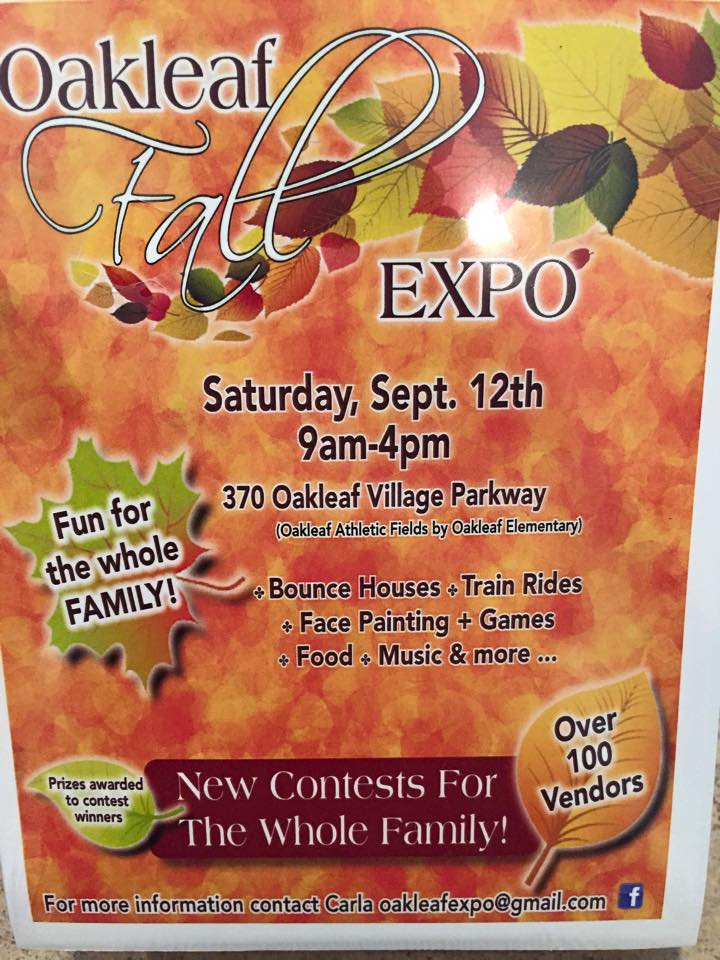 Oakleaf Expo 2015