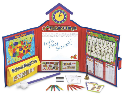 Amazon.com_ Learning Resources Pretend & Play School Set_ Toys & Games
